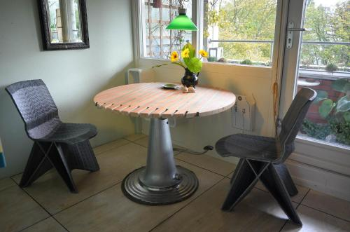 Treetop Apartment, Pension in Den Haag