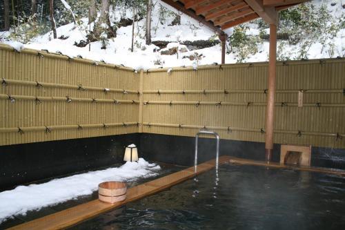 湯溫泉奧哈拉山水酒店