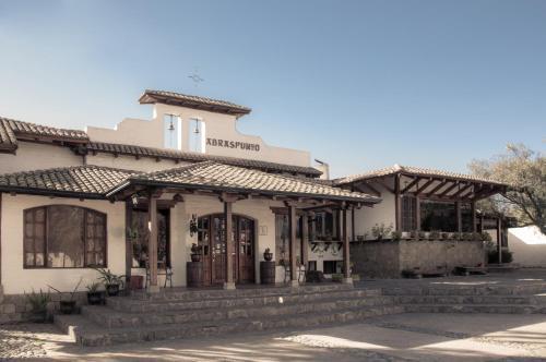. Hotel Hacienda Abraspungo