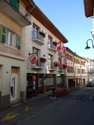 Accommodation in Orsières