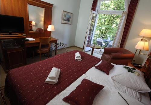 Boutique Hotel Korana Srakovcic værelse billeder