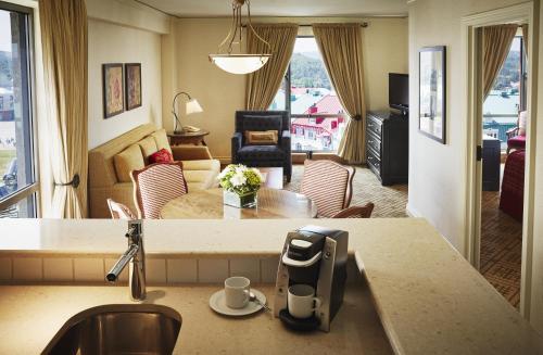 One-Bedroom Condo