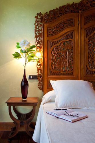 Superior Double Room Hôtel & Spa Etxegana, The Originals Relais (Relais du Silence) 3