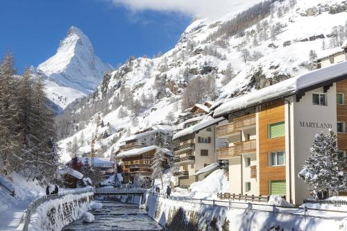 Haus Maryland Zermatt