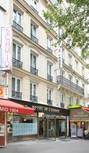 Grand Hôtel De L'Europe photo 24