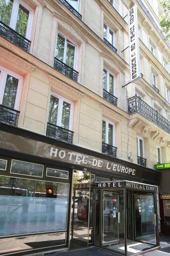 Grand Hôtel De L'Europe photo 31