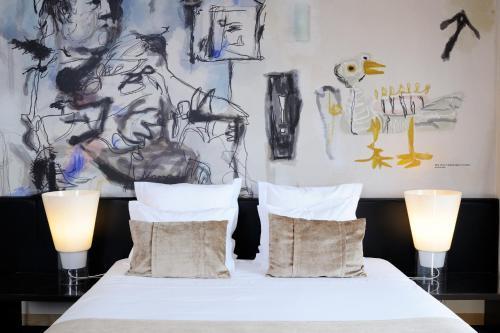 Hotel 3K Barcelona værelse billeder