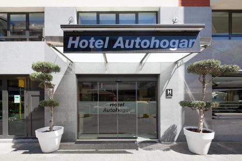 Hotel Best Auto Hogar impression