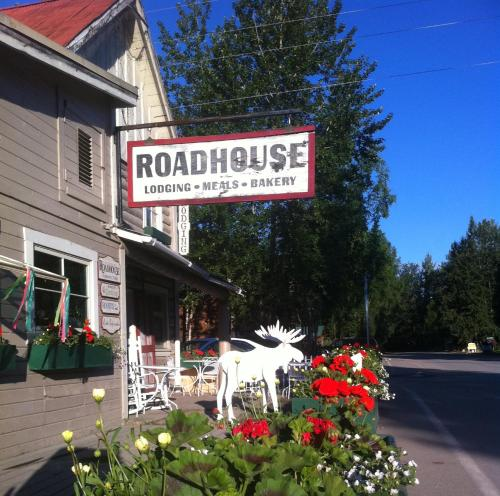 Фото отеля Talkeetna Roadhouse