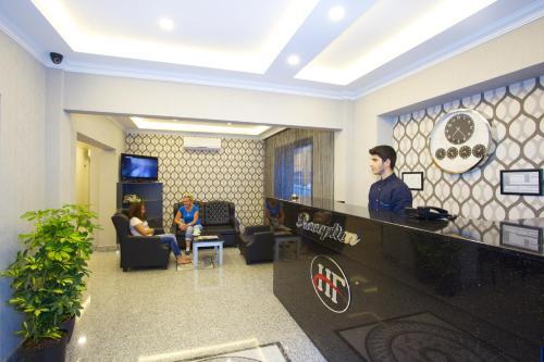 Istanbul Hotel The Ferah indirim kuponu