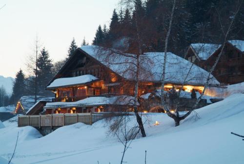 La Clusaz, Haute-Savoie
