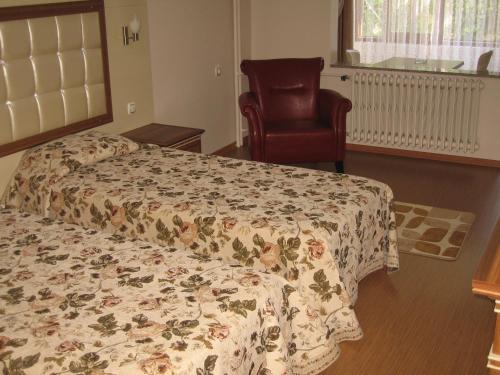 Termal Elit Hotel 房间的照片