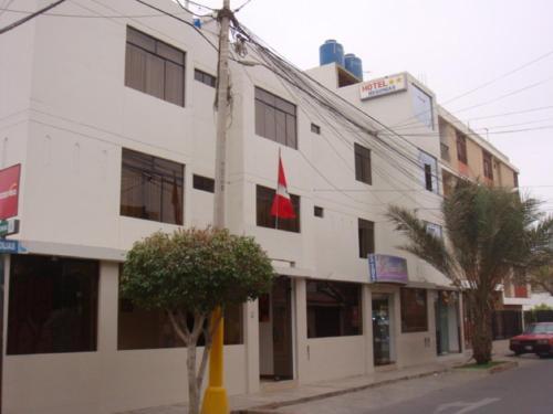 HotelHotel Begonias - Chiclayo