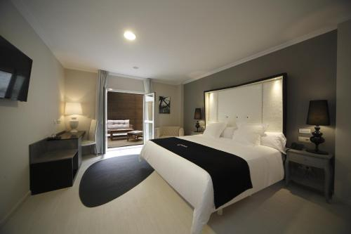 Superior Zimmer mit Kingsize-Bett Capitol Boutique Hotel 50