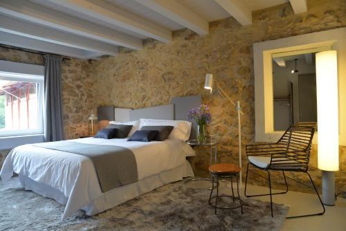Doppel- oder Zweibettzimmer Hotel Garaiko Landetxea 39
