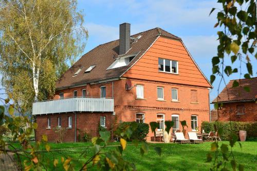 . Weserlounge Apartments