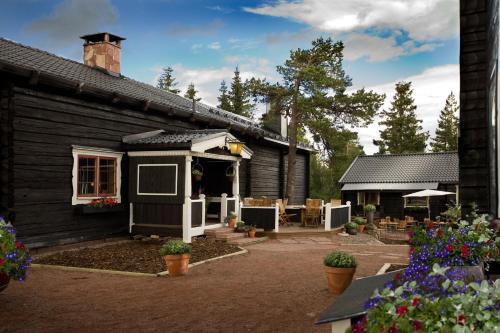 Gammelgården - Hotel - Högfjället