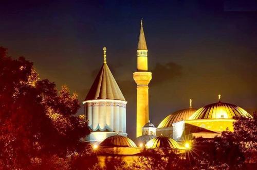 Konya Mesnevi Hotel how to get
