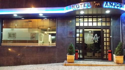 Hotel Anjos photo 21