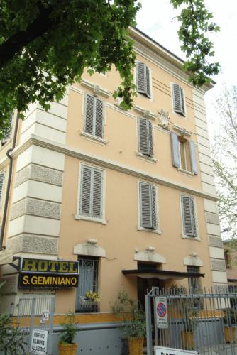 . Hotel San Geminiano