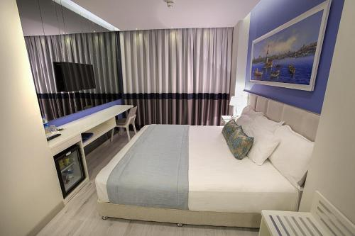 Rawda Hotel Bakirkoy фотографии номера