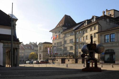 Hôtel de la Rose - Hotel - Fribourg