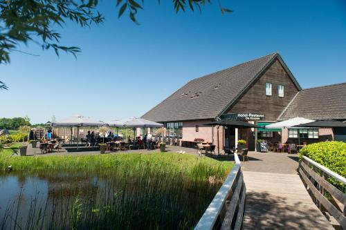 De Kruumte, Pension in Giethoorn bei Steenwijk