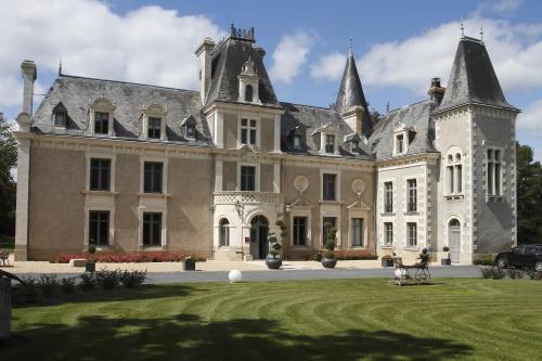 __{offers.Best_flights}__ Hotel The Originals Château de la Barbinière (ex Relais du Silence)