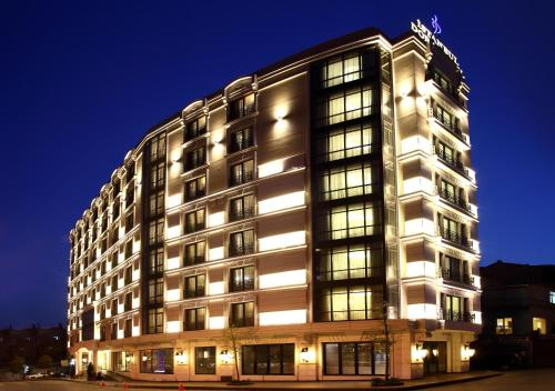 Istanbul Istanbul Dora Hotel odalar
