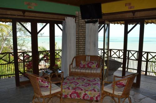Suite Doble con vistas al mar (Double Suite with Sea View)