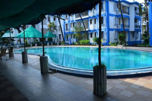 . Candolim Serviced Apartments