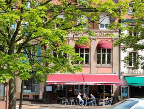 . Hôtel Restaurant La Cigogne