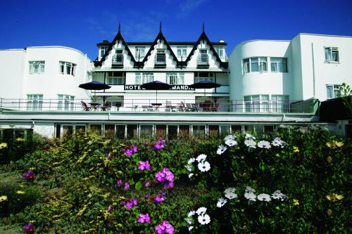 Hotel De Normandie, St Helier