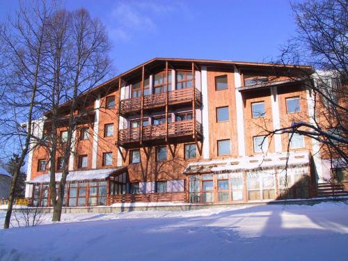 Apartement Hrebenka Harrachov