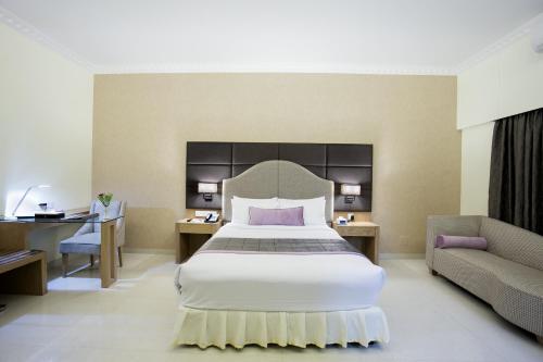 Ascott Palace Dhaka room photos