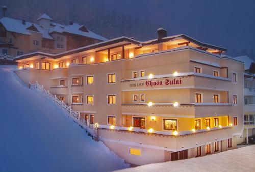 Hotel Garni Chasa Sulai Ischgl