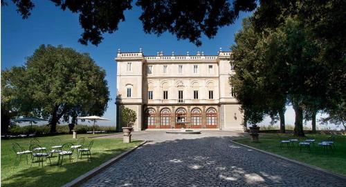 Hotel-overnachting met je hond in Park Hotel Villa Grazioli - Grottaferrata
