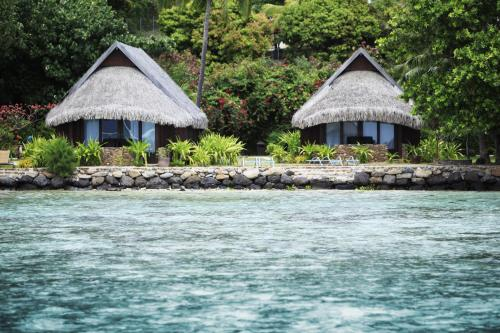 Sofitel Moorea La Ora Beach Resort In Maharepa French