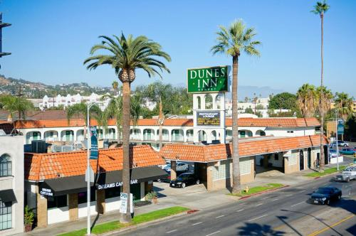 Dunes Inn - Sunset - Hollywood, CA CA 90028