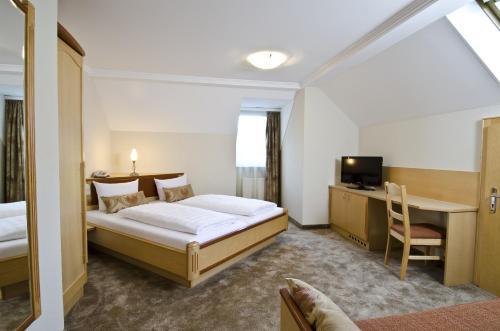 Comfort Double Room - Attic