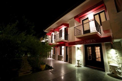 Fethiye Akkent Garden Hotel directions