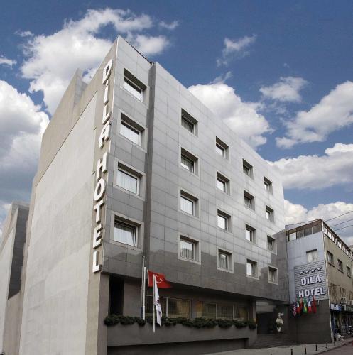 Istanbul Dila Hotel odalar