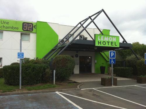 . Lemon Hotel - Tourcoing