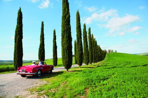 Strada di Bagno Vignoni, 53057 San Quirico d'Orcia, Siena, Italy.