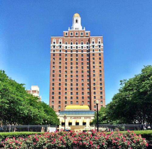 The Claridge - a Radisson Hotel - Atlantic City, NJ 08401