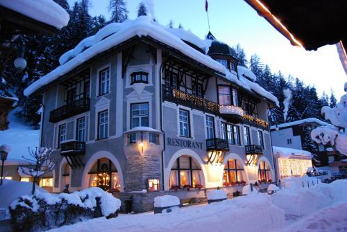 . Hotel Villa Post