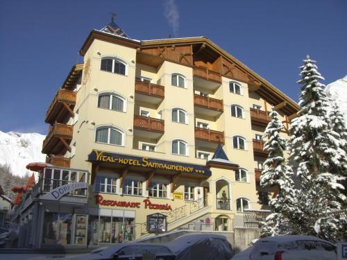 Vital-Hotel Samnaunerhof Superior Samnaun
