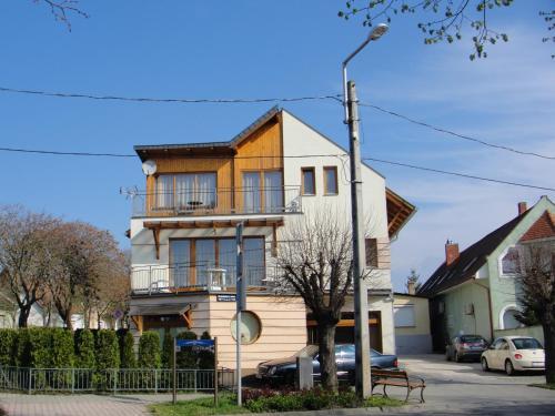 Ferienwohnung, Pension in Hévíz