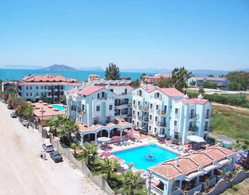 Fethiye Oykun Hotel yol tarifi
