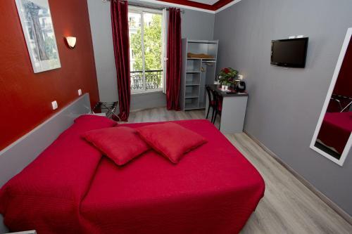 Hipotel Paris Voltaire Bastille - Hôtel - Paris